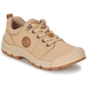 Sko Herre Lave sneakers Aigle TENERE LIGHT LOW CVS Sand