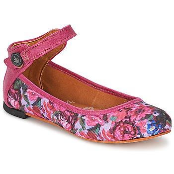 Sko Dame Ballerinaer Art LILLE Pink