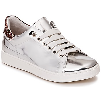 Sko Pige Lave sneakers Young Elegant People EDENIL Sølv