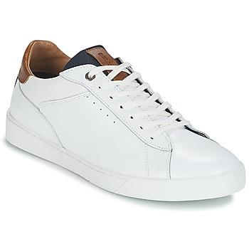 Sko Herre Lave sneakers Redskins AMICAL Hvid