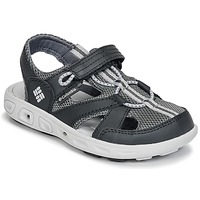 Sko Børn Sportssandaler Columbia CHILDRENS TECHSUN™ WAVE Sort