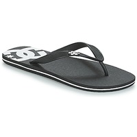 Sko Herre Flip flops DC Shoes SPRAY M SNDL BLW Sort / Hvid