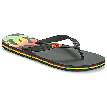 Sko Herre Flip flops DC Shoes SPRAY M SNDL RST Sort