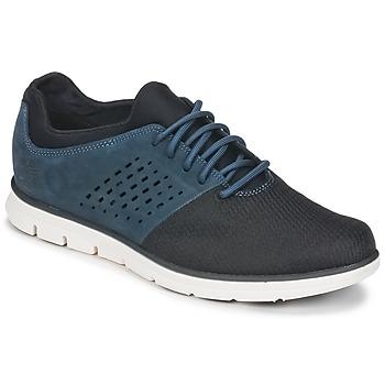 Sko Herre Lave sneakers Timberland BRADSTREET F/L OXFORD Marineblå