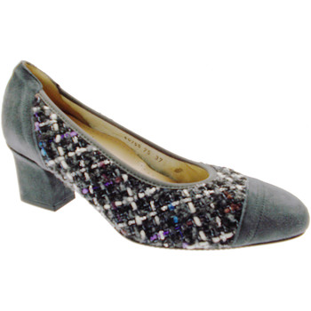 Sko Dame Højhælede sko Calzaturificio Loren LO60755gr grigio