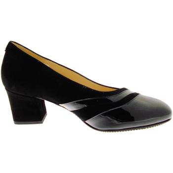 Sko Dame Højhælede sko Calzaturificio Loren LO60759ne nero