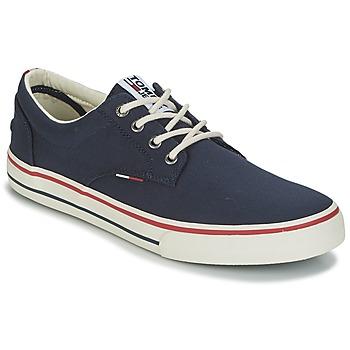 Sko Herre Lave sneakers Tommy Hilfiger VIC 1 Blå
