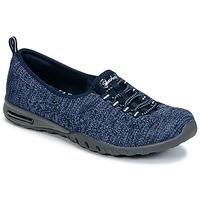 Sko Dame Lave sneakers Skechers EASY-AIR IN-MY-DREAMS Blå / Marineblå