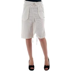 textil Dame Shorts Diesel DSL00002 Blanco