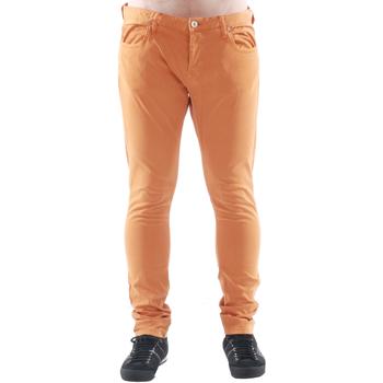 textil Herre Chinos / Gulerodsbukser Freesoul DRAKE CATO ORANGE Naranja