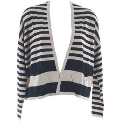 textil Dame Veste / Cardigans Gaudi GAU03302 Beige