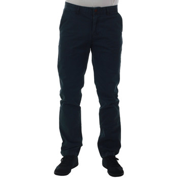 textil Herre Chinos / Gulerodsbukser Glo Story Man GLM02201 Gris oscuro