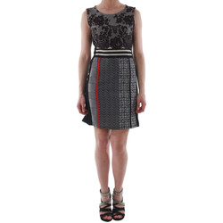 textil Dame Korte kjoler Rinascimento 82008_NERO Negro