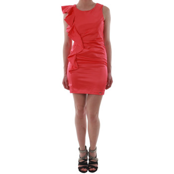 textil Dame Korte kjoler Rinascimento 2045/16_CORALLO_ROSSO Coral