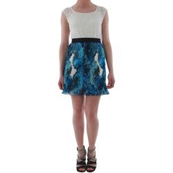 textil Dame Korte kjoler Rinascimento 1276/16M_BLU Blanco