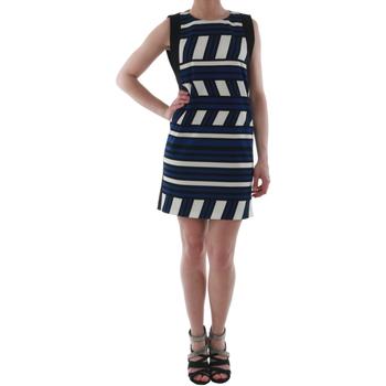 textil Dame Korte kjoler Rinascimento 263023_BLUE_CINA Azul marino