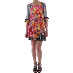 textil Dame Korte kjoler Rinascimento 1330/13A_BIANCO Estampado