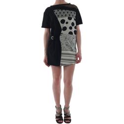 textil Dame Korte kjoler Rinascimento 82024_NERO Negro