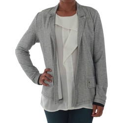 textil Dame Jakker / Blazere Rinascimento PE450_NERO Plateado
