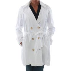 textil Dame Trenchcoats Rinascimento 7540_BLANCO Blanco