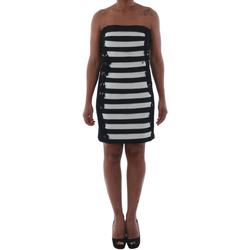 textil Dame Korte kjoler Rinascimento 322B.012_BIANCO Negro