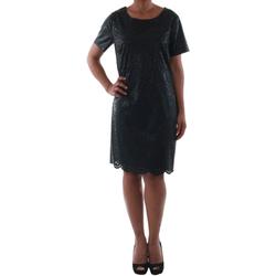 textil Dame Korte kjoler Rinascimento 14007_NERO Negro