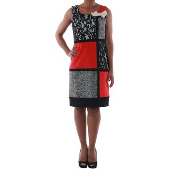 textil Dame Korte kjoler Rinascimento 7616A/B_CORALLO Negro