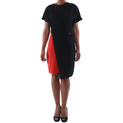 textil Dame Korte kjoler Rinascimento MIRANDA_ROSSO Negro