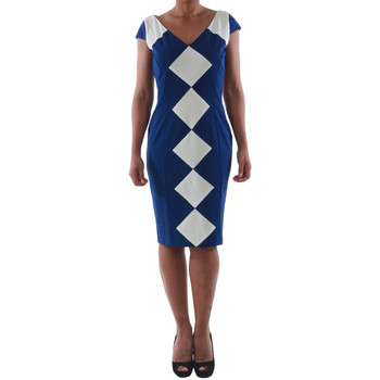 textil Dame Korte kjoler Rinascimento 241.012_BLU Azul