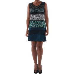 textil Dame Korte kjoler Rinascimento 82029_BLU Azul marino