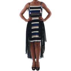 textil Dame Korte kjoler Rinascimento PAINT/R_BLU Negro
