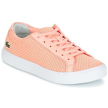 Sko Dame Lave sneakers Lacoste L.12.12 LIGHTWEIGHT1181 Pink