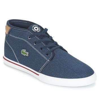 Sko Herre Lave sneakers Lacoste AMPTHILL 118 1 Blå