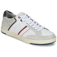 Sko Herre Lave sneakers Levi's BEYERS Hvid