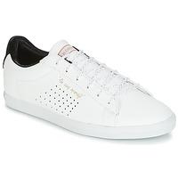 Sko Dame Lave sneakers Le Coq Sportif AGATE LO S LEA/SATIN Hvid
