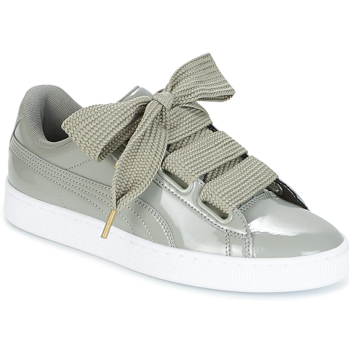 Sneakers Puma  BASKET HEART PATENT W'S