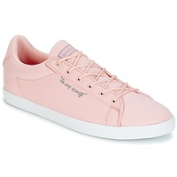 Sko Dame Lave sneakers Le Coq Sportif AGATE LO CVS/METALLIC Pink