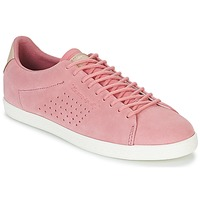 Sko Dame Lave sneakers Le Coq Sportif CHARLINE SUEDE Pink