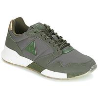 Sko Dame Lave sneakers Le Coq Sportif OMEGA X W METALLIC KAKI