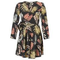 textil Dame Korte kjoler Betty London HYPO Sort / Flerfarvet