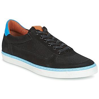 Sko Herre Lave sneakers Pataugas PHIL-NOIR Sort