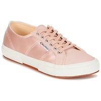 Sko Dame Lave sneakers Superga 2750 SATIN W Pink