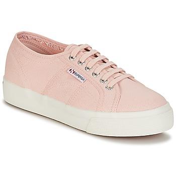 Sko Dame Lave sneakers Superga 2730 COTU Pink