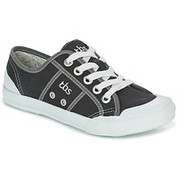 Sko Dame Lave sneakers TBS OPIACE Sort