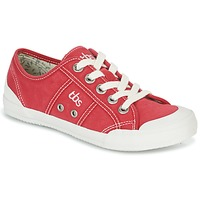 Sko Dame Lave sneakers TBS OPIACE Rubis