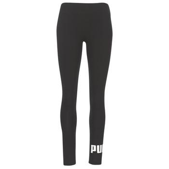 textil Dame Leggings Puma ESS NO.1 LEGGINGS W Sort