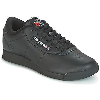 Sko Dame Lave sneakers Reebok Classic PRINCESS Sort
