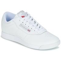 Sko Dame Lave sneakers Reebok Classic PRINCESS Hvid