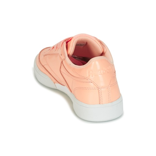 CLUB C 85 PATENT  Reebok Classic  lave sneakers  dame  pink Ob1To