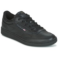 Sko Lave sneakers Reebok Classic CLUB C 85 Sort
